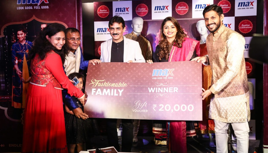 Rachita Ram launches Max Fashion's exclusive festive collection