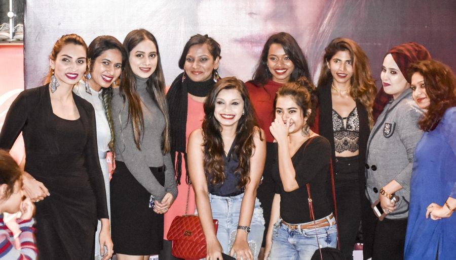 A fashion filled Sunday night at the 1MG Lido Mall