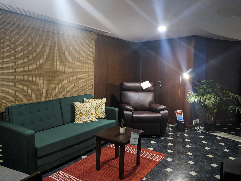 Aishwarya Iyengar Rentmojo Renting - Living Room