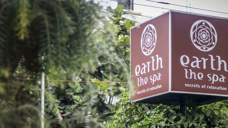 EARTH SPA  – In the Heart of the City