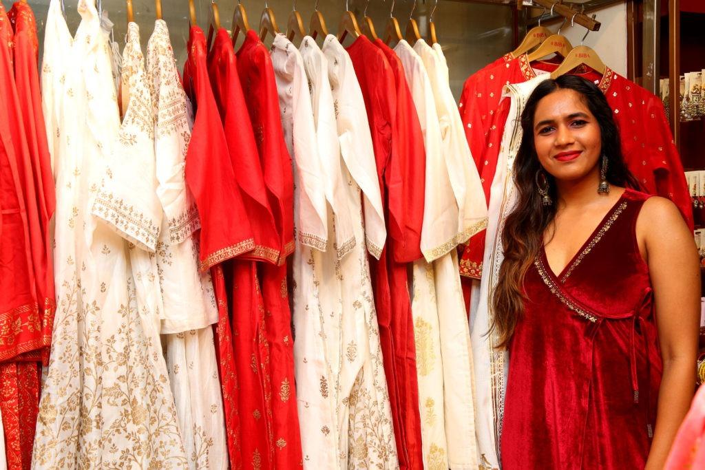 Biba Collaborates With Anju Modi Aishwarya Iyengar