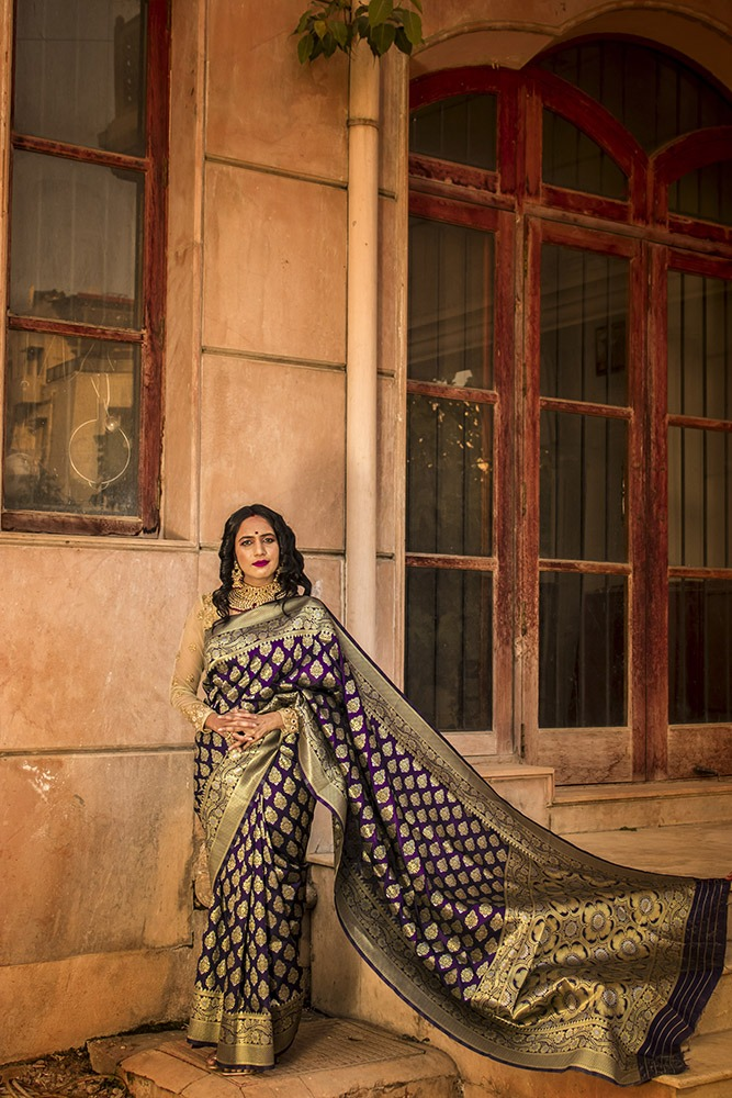 indian-saree-come-into-existence