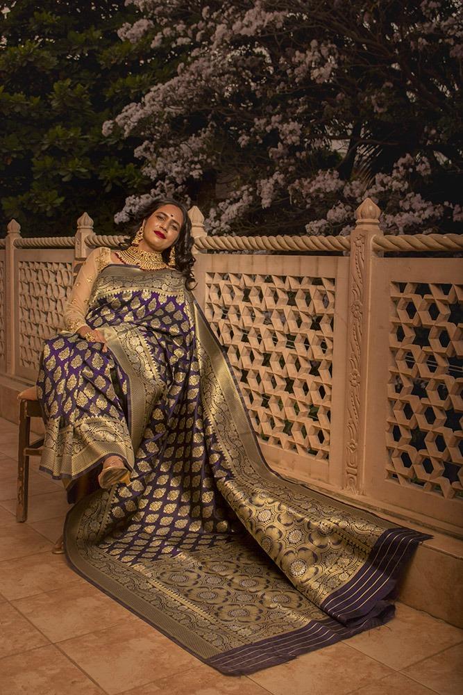 inidan-saree-come-into-existence